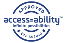 Approved Access=Ability Seal. Expires in December 2020
